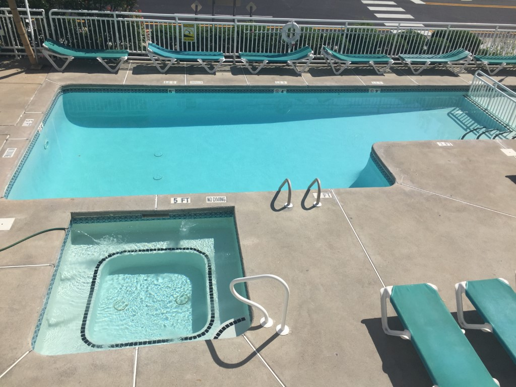 Surf Song Pool